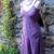 Robe mauve